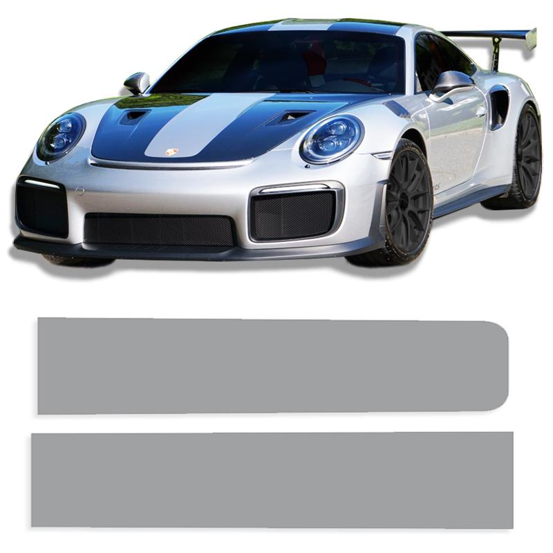Porsche Striping